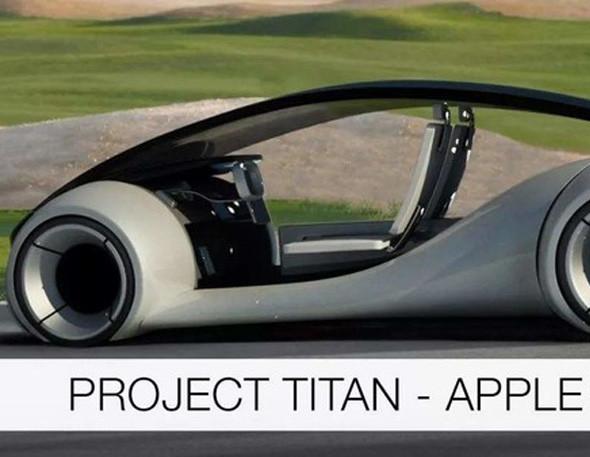 """苹果""""造车""""传言引起轰动 泰坦?#33529;?#32456;成梦?"""