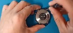 华为智能手表不充电不开机,更换电池轻松搞定